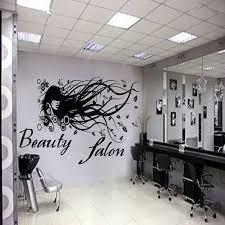 home salon decor 93 best beauty salon images on pinterest beauty salons wall decal