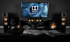 atmos home theater dolby atmos speakers klipsch