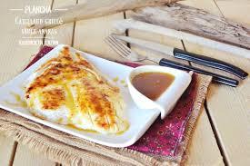 cuisine du poisson recette plancha poisson cuisine de poisson à la plancha