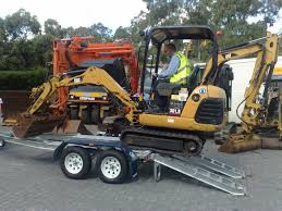 bt225 bt450 mini excavator trailer range u2013 carter wesco aust pty ltd