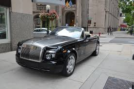 the rolls chariot of the gods the rolls royce phantom coupé