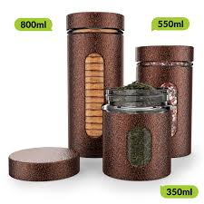 Copper Canisters Kitchen Glass Canisters Online India Kitchen Glass Storage Canister