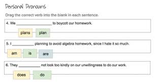 subject verb agreement digital interactive notebook by let u0027s get