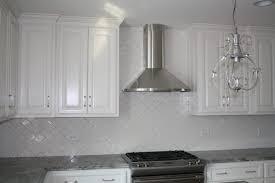 kitchen adorable gray subway tile kitchen tile ideas white