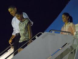 natasha obama photos photos president obama begins holiday