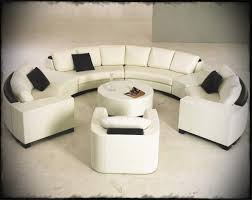 the right choices of comfortable round sofa furniture for