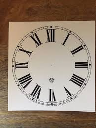 Linden Mantel Clock Ansonia Clock Company Paper Dial