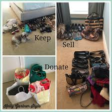 kondo organizing tidying up the konmari way remaining clothes shoes and