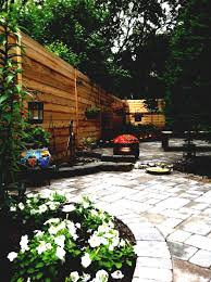 image of trendy fire pit landscaping ideas jbeedesigns outdoor
