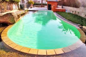 Pool Designs For Backyards Gorgeous Natural Swimming Pool Uses No Chlorine Inhabitat