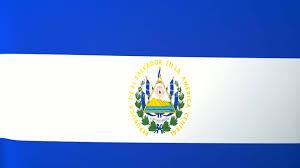 Salvadoran Flag Salvador Waving Flag Vídeos De Archivo Y Clips Libres De Derechos