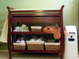 Brown Changing Table Best 25 Changing Table Storage Ideas On Pinterest Organizing
