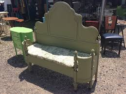 Antique Headboard And Footboard Vintage Beauty At Brimfield Design New England Boston Com