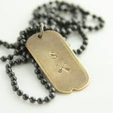 mens personalized dog tags mens dog tag necklace mens necklace personalized dog tag