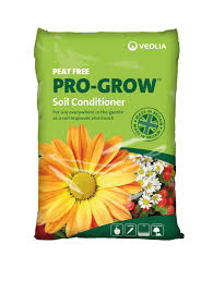 Buy Soil For Vegetable Garden by Pro Grow Soil Conditioner 30ltr Bag Pro Grow