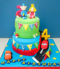 4th birthday cake for brother and sister u2022 boy u0027s cakes children u0027s