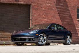 2017 porsche panamera our review cars com