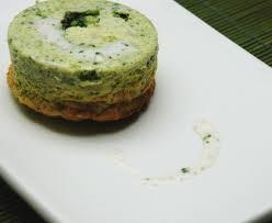 cuisiner le brocolis marmiton petites mousses de brocolis recette de petites mousses de