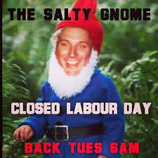 May Day Meme - the salty gnome cafe closed labour day the salty gnome cafe