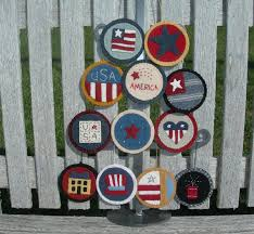 americana ornament kit american quilting
