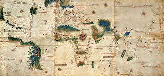 European Exploration Map A Spy A Map And The Quest For Power In 16th Century Europe