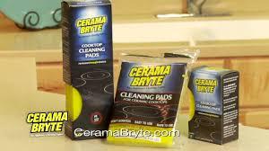 Cerama Bryte Cooktop Cleaner Cerama Bryte Cleaning Pads En Youtube