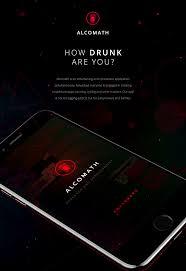 alcomath u2013 app conception 2016 on behance