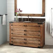 30 Inch Vanity Base Vanities Vanities Reclaimed Wood Vanity With Vessel Sink