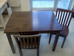 Unfinished Kitchen Table And Chairs Moorish Teak Kids Table And Chairs Wood Furniture Projects