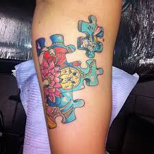 75 best exclusive puzzle pieces tattoos designs u0026 meanings 2018