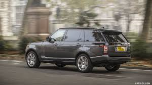 range rover autobiography 2016 2016 range rover sv autobiography long wheelbase side hd
