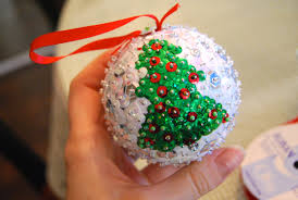 an easy how to guide to make your own ornament