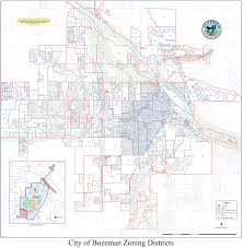 Montana County Map by Bozeman Subdivisions Neighborhoods Housing Developments Hoa U0027s
