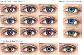 Color Blindness Contacts Get Free Contact Lenses By Mail Here