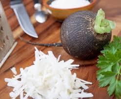 radis noir cuisine comment préparer le radis noir recette de comment préparer le