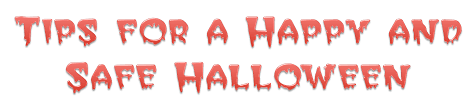 halloween logo png have a happy and safe halloween and beware of zombies lapin
