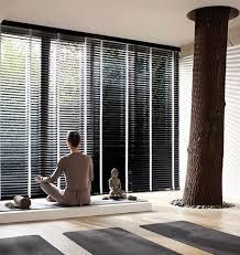 best home gym ideas from luxaflex