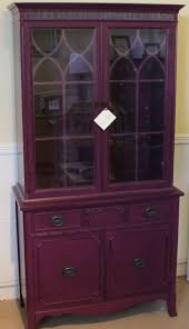 Black China Cabinet Hutch by Best 25 China Cabinet Painted Ideas On Pinterest Painted China