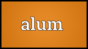 alum photo alum meaning