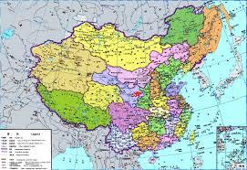 Maps History Historical Maps Of China Hisatlas Map Of China 1911 China