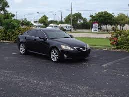 lexus is sedan 2007 lexus used cars used cars for sale hollywood florida automax