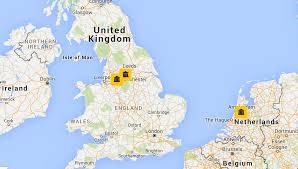 Southampton England Map by Unigis Uk Manchester Metropolitan University University Of
