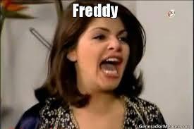 Meme Freddy - freddy meme de soraya montenegro imagenes memes generadormemes