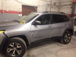 plasti dip jeep cherokee jeep cherokee with side damage getting disassembled for inspection