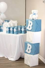 blue baby shower my baby blue themed shower h a n a n