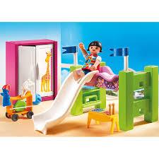 chambre d enfant playmobil playmobil chambre d enfant avec lit mezzanine 5579 joué