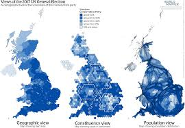 Proportional World Map by Election Archives Views Of The World