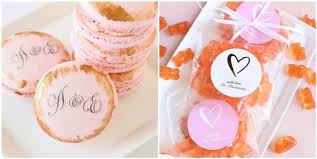 edible wedding favor ideas 32 budget friendly edible wedding favor ideas that inspire