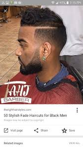 Types Of Fade Haircuts For Black Men 95 Best Black Men Haircuts Images On Pinterest Black Men
