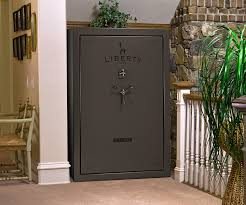 Gun Cabinet Specifications Liberty Safe Fatboy 1 Big Gun Safes In America